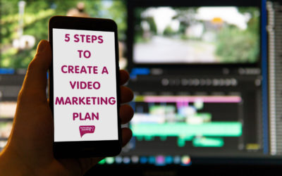 5 Steps To Create A Video Marketing Plan